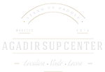 AGADIR SUP CENTER Logo
