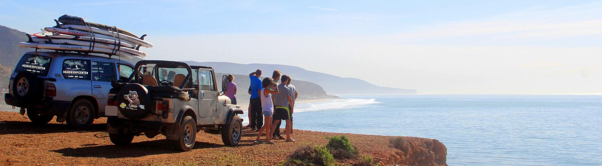 Agadir Sup Center - Sup Trip au Maroc